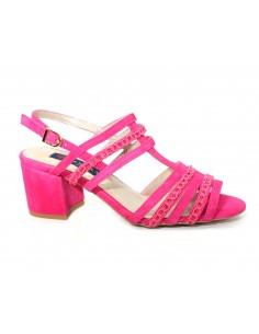 Sandalia Ante Pink